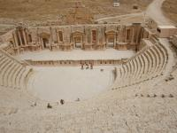 Jerash - South Theater