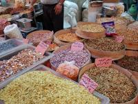 Jordanian Food Market